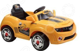 Электромобиль для малыша Пламенный Мотор «Машина гоночная»
