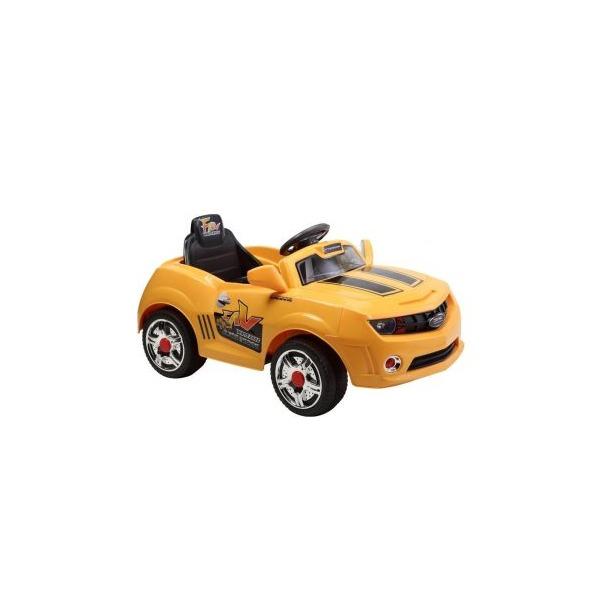 фото Электромобиль для малыша Пламенный Мотор «Машина гоночная»