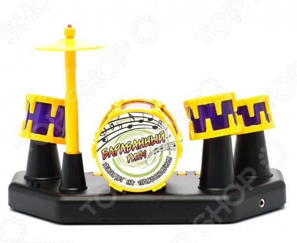 Барабанная установка игрушечная Shantou Gepai ZYB-B1554-2 цена