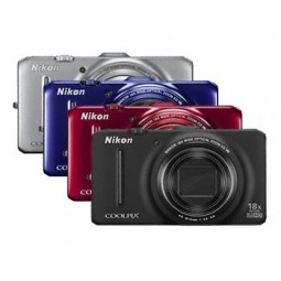 фото Фотокамера цифровая Nikon CoolPix S9300