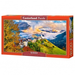 Купить Пазл 4000 элементов Castorland «Италия»