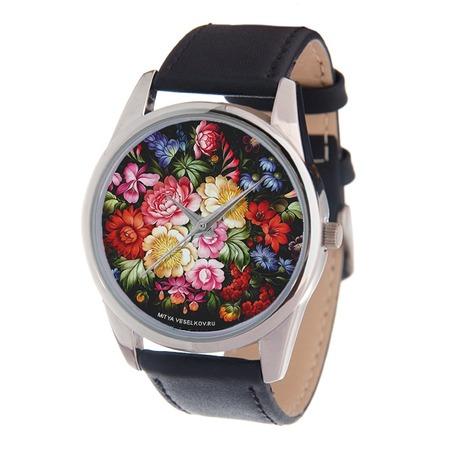 Купить Часы наручные Mitya Veselkov «Жостово-1»