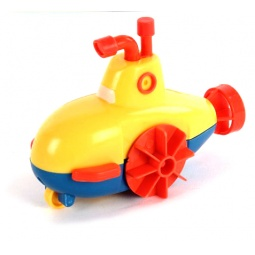 фото Игрушка для ванны заводная Shantou Gepai «Субмарина». В ассортименте