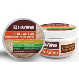 Гель-актив Travopar «Стимулятор роста волос»