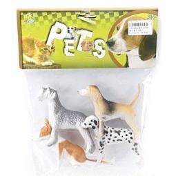 фото Набор фигурок Shantou Gepai «Собаки» MG7-004A