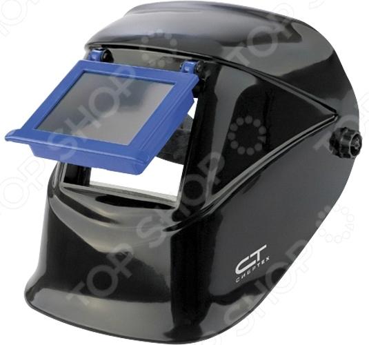 Щиток защитный СИБРТЕХ 89122Безопасность работ<br>Щиток СИБРТЕХ 89122 предназначен для защиты лица и сетчатки глаза от излучения сварочной дуги, капель расплавленного металла, а также искр во время проведения сварочных работ. Представленная модель оснащена откидным блоком, благодаря чему маску не надо снимать или поднимать для проверки сварного шва. Подголовник имеет возможность регулировки, за счет чего щиток можно подогнать под нужный размер.<br>