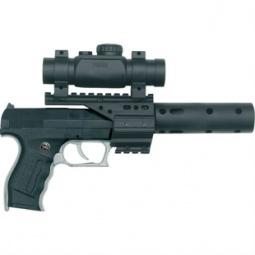 Купить Пистолет с глушителем Schrodel PB 001