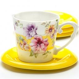 фото Чайный набор Loraine LR-24702 «Цветы»