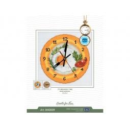 Купить Набор для вышивания крестиком RTO «Время завтракать»
