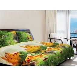 фото Комплект постельного белья Amore Mio Soft. Mako-Satin. 1,5-спальный