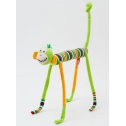 фото Мягкая игрушка Зверюшки «Слим-обезьянка»