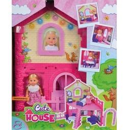 Купить Кукла с аксессуарами Simba «Еви в двухэтажном доме»