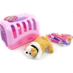 фото Игровой набор для девочки Shantou Gepai «Набор ветеринара. Питомец с аксессуарами». В ассортименте