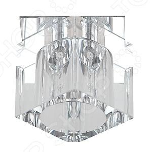 все цены на Светильник декоративный потолочный Эра DK24 CH/WH онлайн