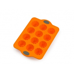 фото Форма для выпечки силиконовая Oursson BW2804S. Цвет: оранжевый