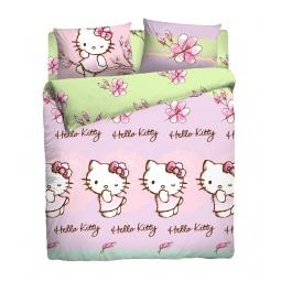 Купить Детский комплект постельного белья Hello Kitty «Магнолия»