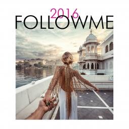 Купить Follow me. Настенный календарь