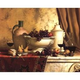 фото Картина-триптих Феникс-Презент «Натюрморт»