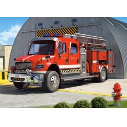 Купить Пазл 120 элементов Castorland «Пожарная машина»