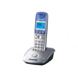 фото Радиотелефон Panasonic KX-TG2511. Цвет: серебристый