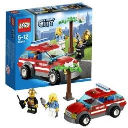 фото Конструктор LEGO Автомобиль пожарного