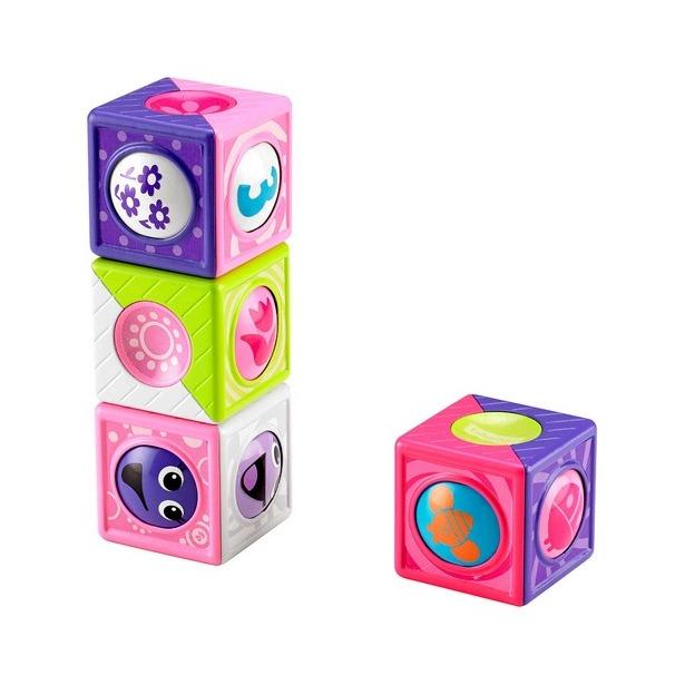фото Набор развивающий Fisher Price CBL32 «Волшебные кубики. Вариант 2»