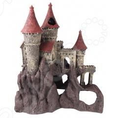 Замок для аквариума DEZZIE «Магия», правая сторона шкаф изотта 23к дверь правая ангстрем