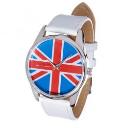 фото Часы наручные Mitya Veselkov «Британский флаг» MV.White