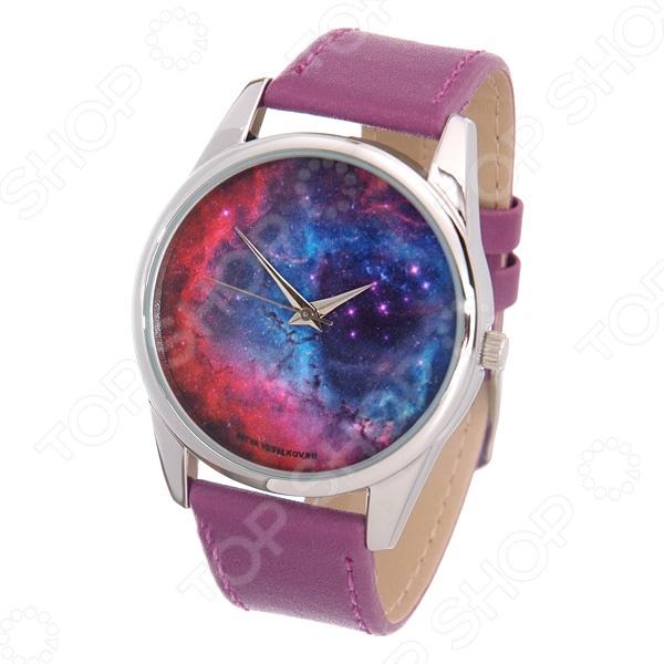 Часы наручные Mitya Veselkov «Космос» Color часы наручные mitya veselkov райский сад color