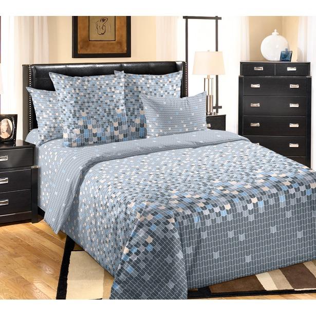 фото Комплект постельного белья Королевское Искушение «Мозаика». Евро