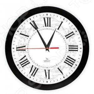 Часы настенные Вега П 1-6/7-277 «Римская классика цифр» часы настенные вега п 1 7 7 271 классика