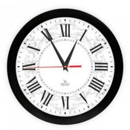 фото Часы настенные Вега П 1-6/7-277 «Римская классика цифр»
