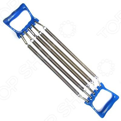 Эспандер грудной Lite Weight RJ0302ВЭспандеры<br>Эспандер грудной Lite Weight RJ0302В используется для упражнений, которые влияют на развитие плечевых и грудных мышц, и дополнительно для профилактики кровообращения. На обоих концах эспандера ручки, которые препятствуют выскальзыванию из рук во время использования. Если вы решились всерьёз занять себя тренировками, то вам непременно понадобится укреплять результат эспандером. Оснащение и полезные свойства:  Пять металлических пружин  Эргономичные ручки, что бы крепко хватать эспандер  Изменение нагрузки  Комплексная тренировка Тренирует:  Грудные мышцы  Мышцы плечевого пояса  Кисти рук  Запястья.<br>