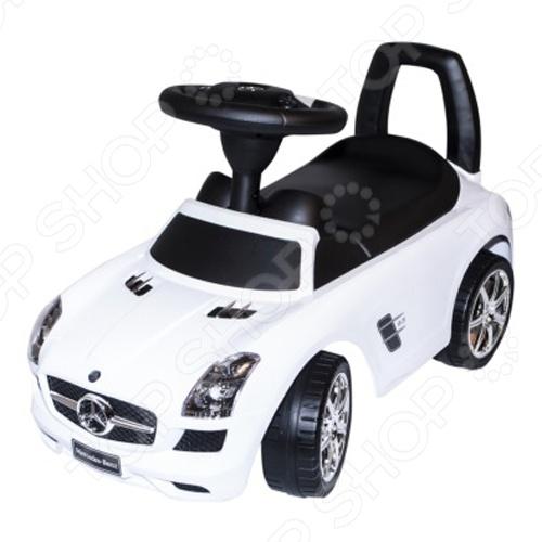 фото Каталка детская Лицензия Mercedes-Benz SLS AMG, Каталки и качалки