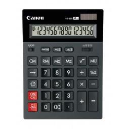 фото Калькулятор Canon AS-888. Цвет: черный
