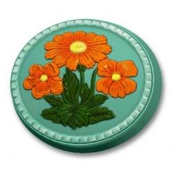Купить Форма пластиковая Выдумщики «Весенний букет»