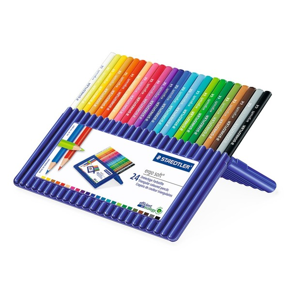 фото Набор цветных карандашей Staedtler 157SB2410