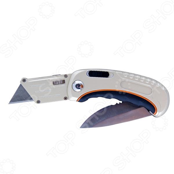Нож строительный складной Brigadier 63315