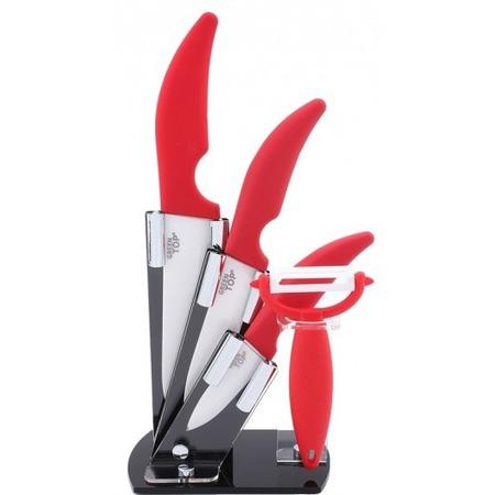 Купить Набор ножей керамических GreenTop 3P2-A5RBL