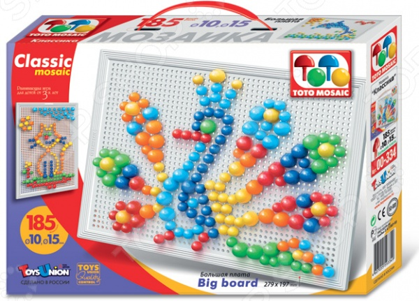 Мозаика Toys Union «Приключения»