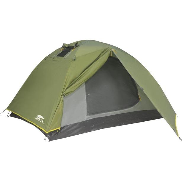 фото Палатка ALASKA «Винд 3». Цвет: оливковый