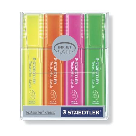 Купить Набор маркеров-текстовыделителей Staedtler 364PWP402