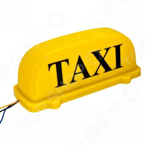 Знак Mega Electric «Такси» TX-200