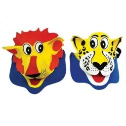 Купить Маска Шампания «Лев/Леопард». В ассортименте