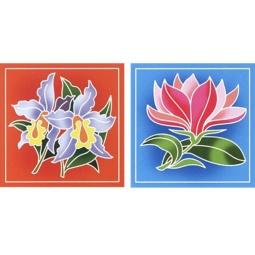 Купить Набор для росписи ткани RTO BK-016/027