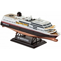 Купить Сборная модель лайнера Revell MS Midnatsol