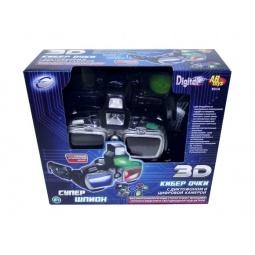 фото Очки шпионские ABtoys «3D с камерой и диктофоном»