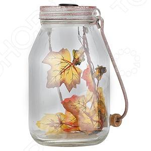 Светильник садовый Эра SL-GL17-JAR светильник садовый эра sl pl42 btf порхающая бабочка