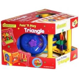 фото Игрушка развивающая для малыша Kidsmart «Игровой треугольник»