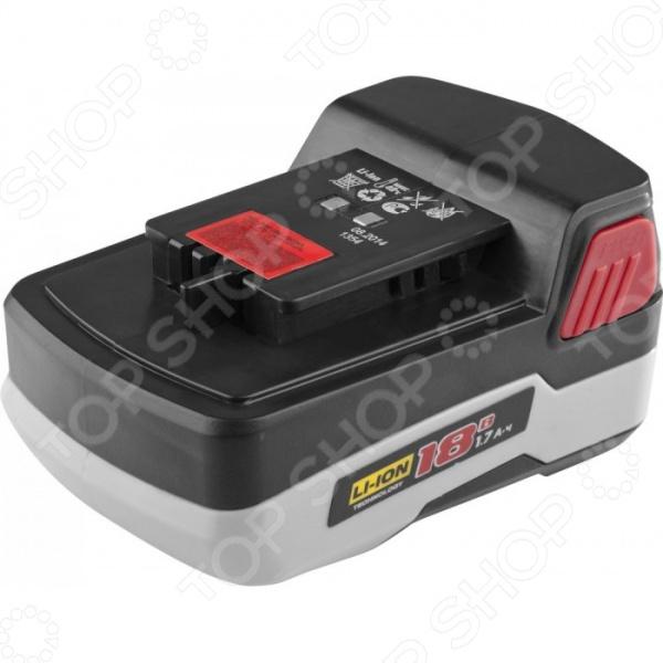 Батарея аккумуляторная Зубр ЗАКБ-18 N15